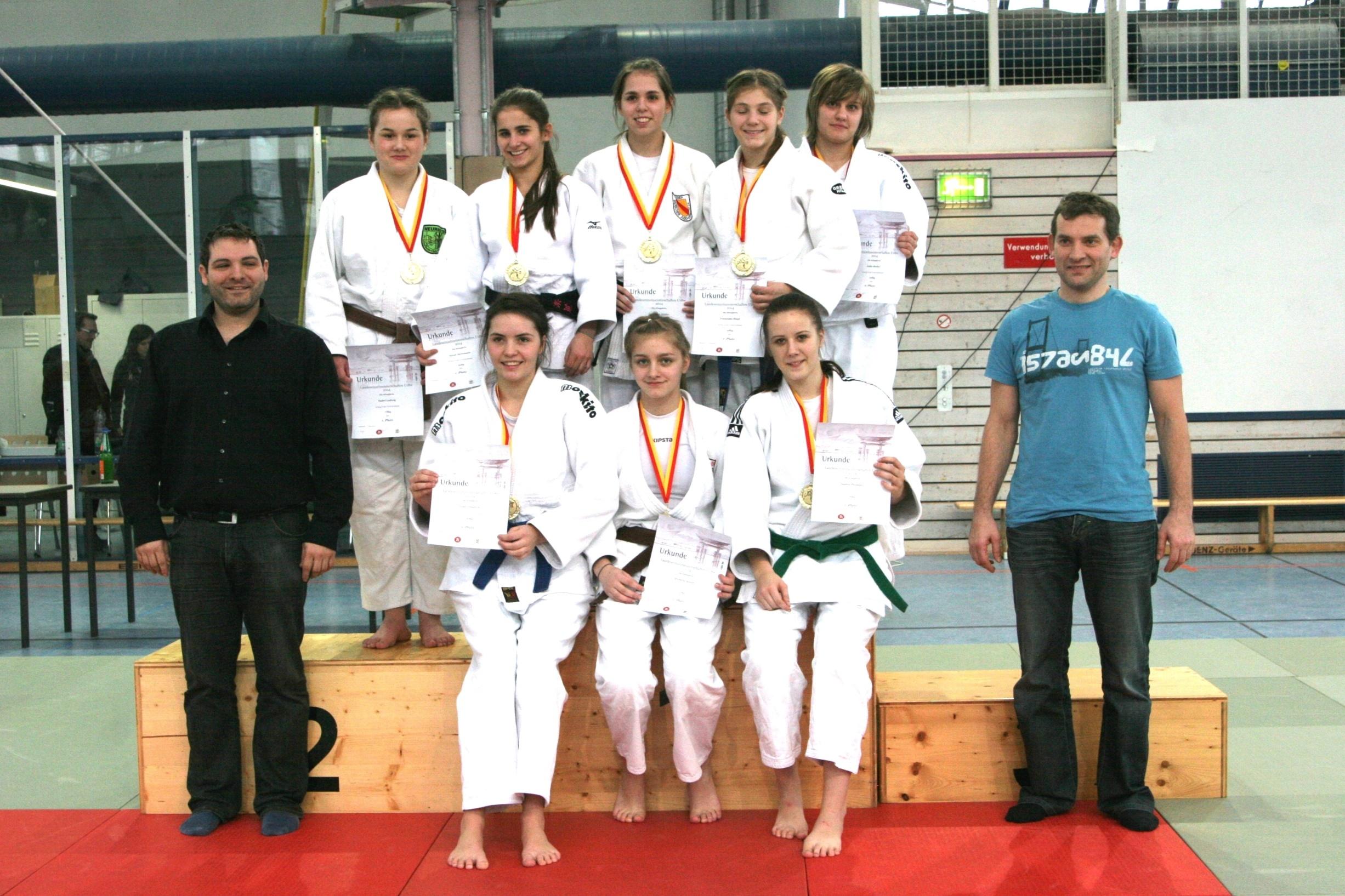 Ippon Girls Camp 2018 – Spaß, Training und Zusammenhalt - Deutscher Judo -Bund