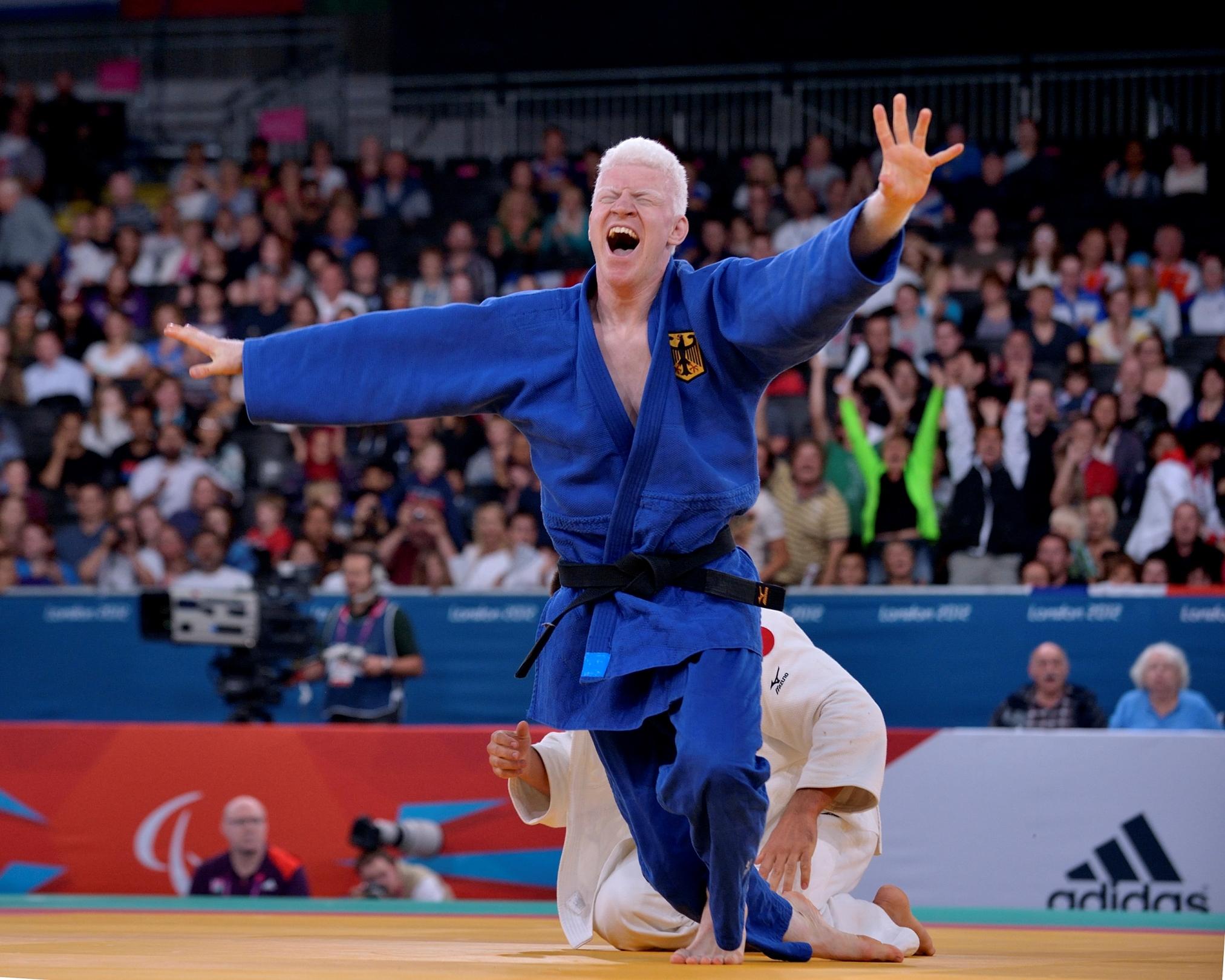 Bronze bei den Paralympics für Matthias Krieger