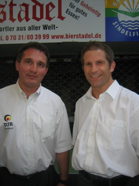 neuer DJB-B Kampfrichter in Baden