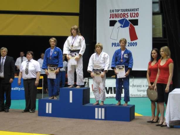 Verena Thumm gewinnt Fu 20 A-Turnier in Prag