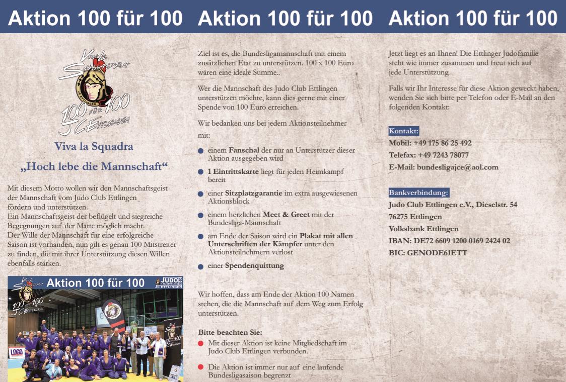 JC Ettlingen - Clubnachrichten