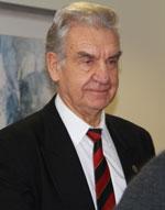 9.DAN für den Badener Prof. Klaus-Jürgen Schulze