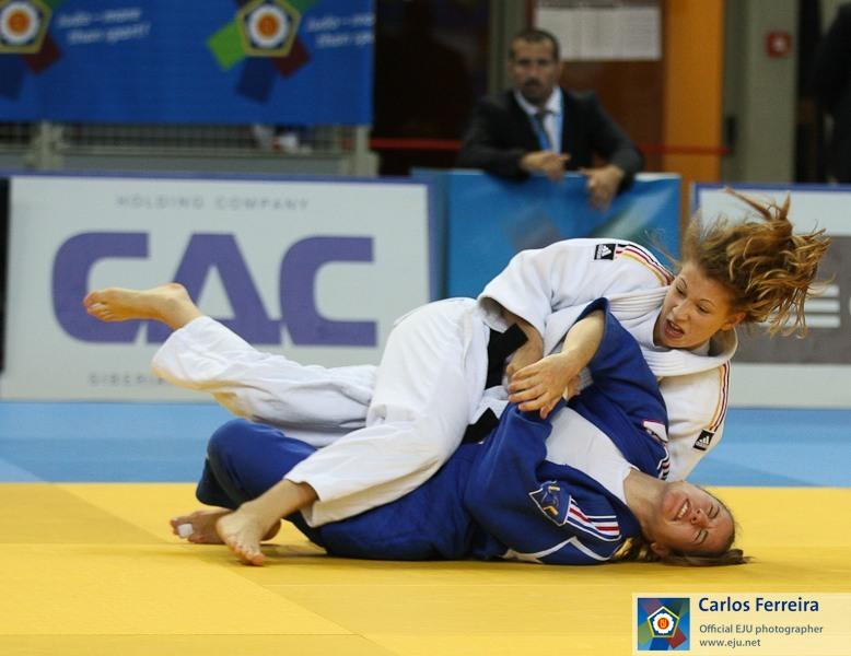 Sappho Coban aus Karlsruhe ist Europameisterin der Frauen u20
