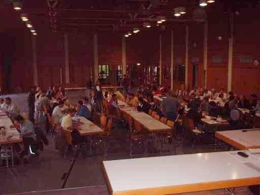 Kurzinformation zum Staffel- und Jugendtag 2003