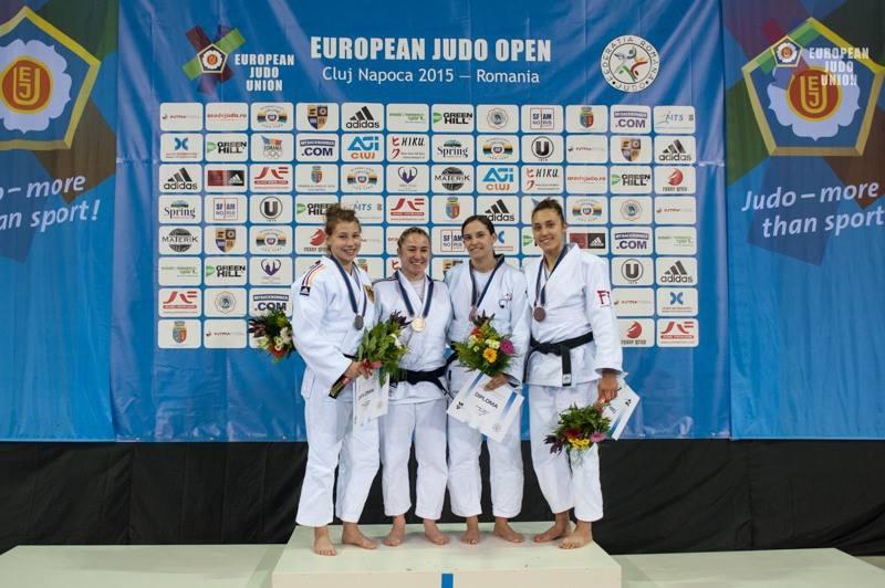 Silber für Coban beim European Open in Cluj-Napoca
