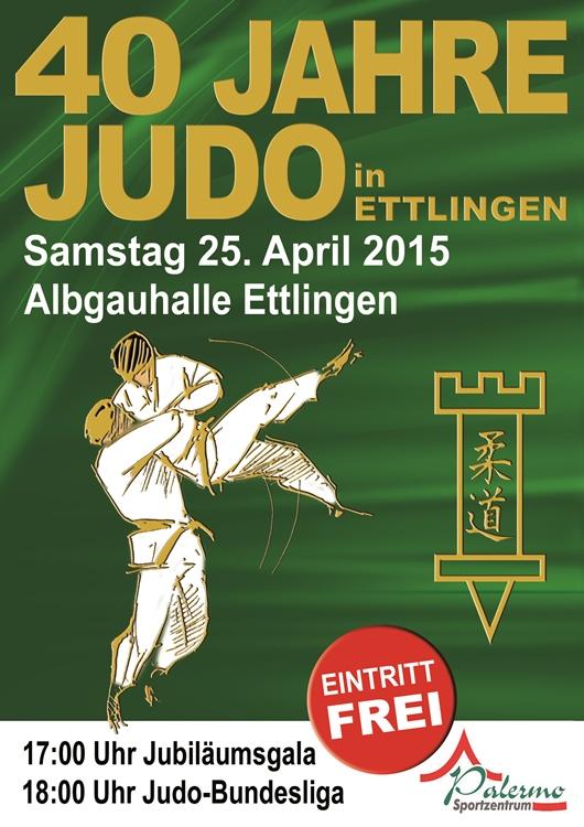 Save the Date - 40 Jahre JC Ettlingen Jubiläum
