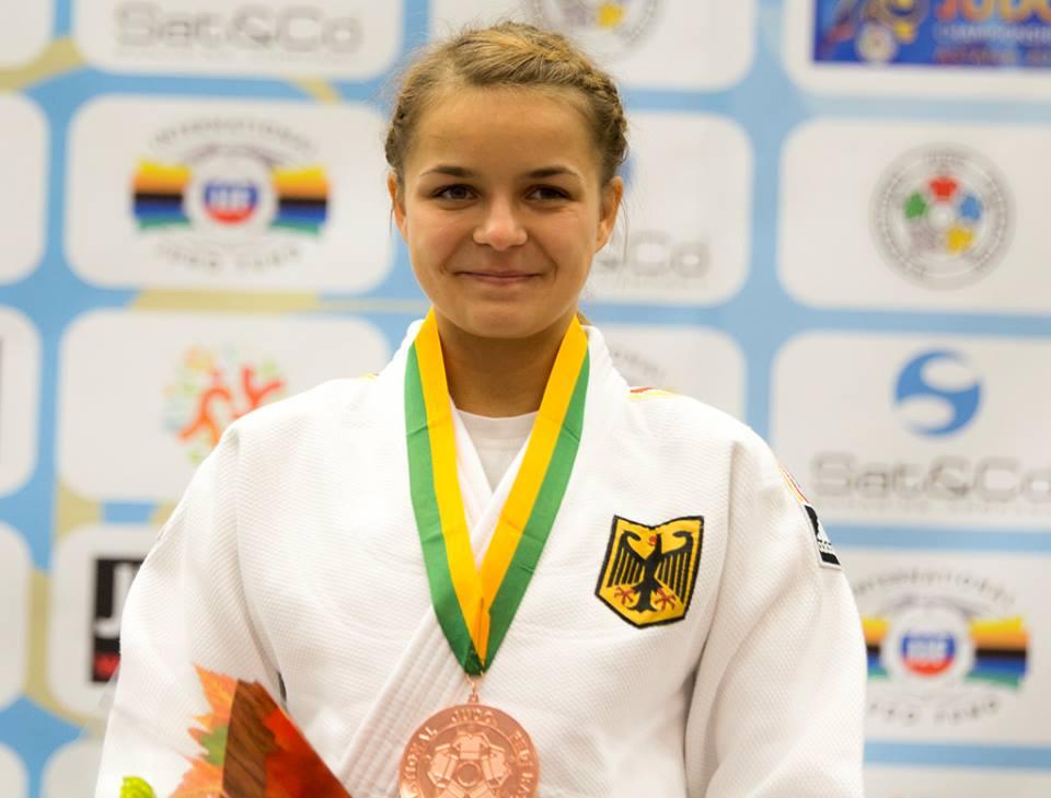 JWM-Bronze für Patrycia Szekely