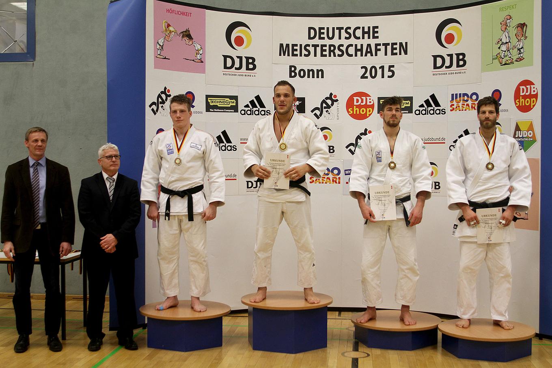 Deutsche Einzelmeisterschaften M+F (Bonn)
