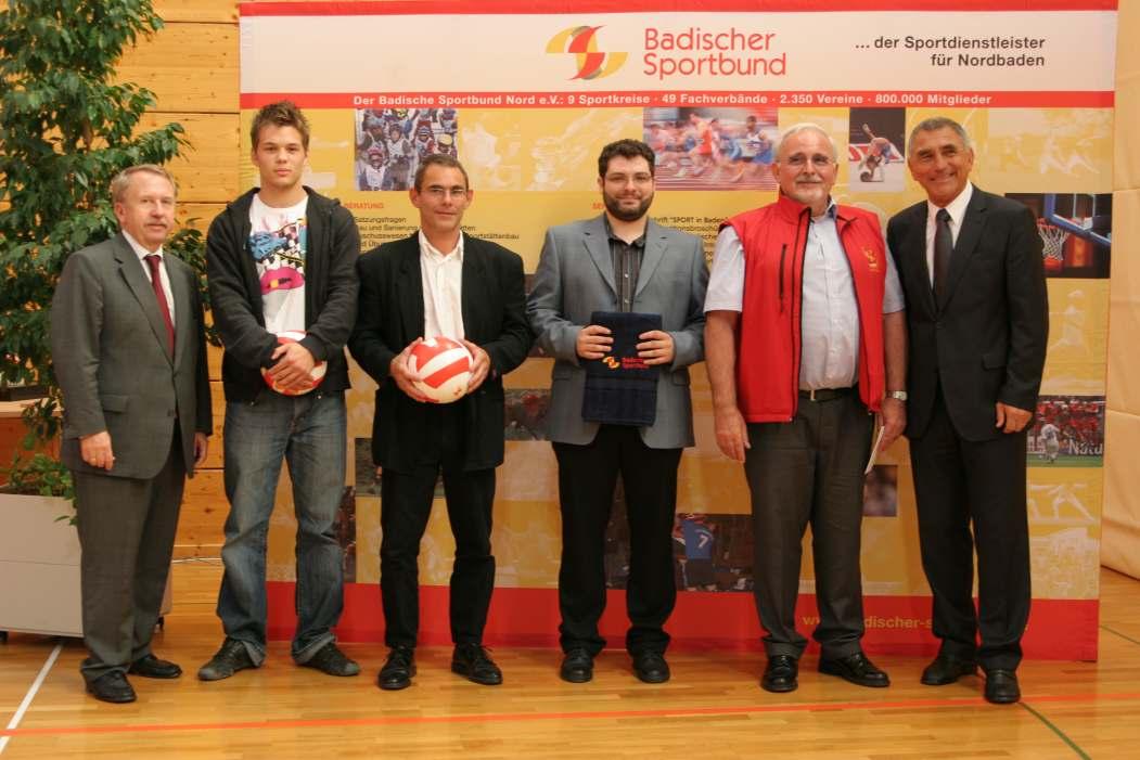 BC Karlsruhe durch BSB Nord ausgezeichnet