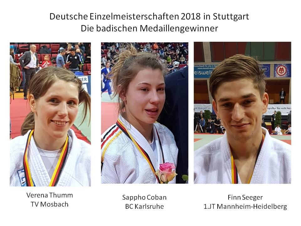 Deutsche EM F+M in Stuttgart