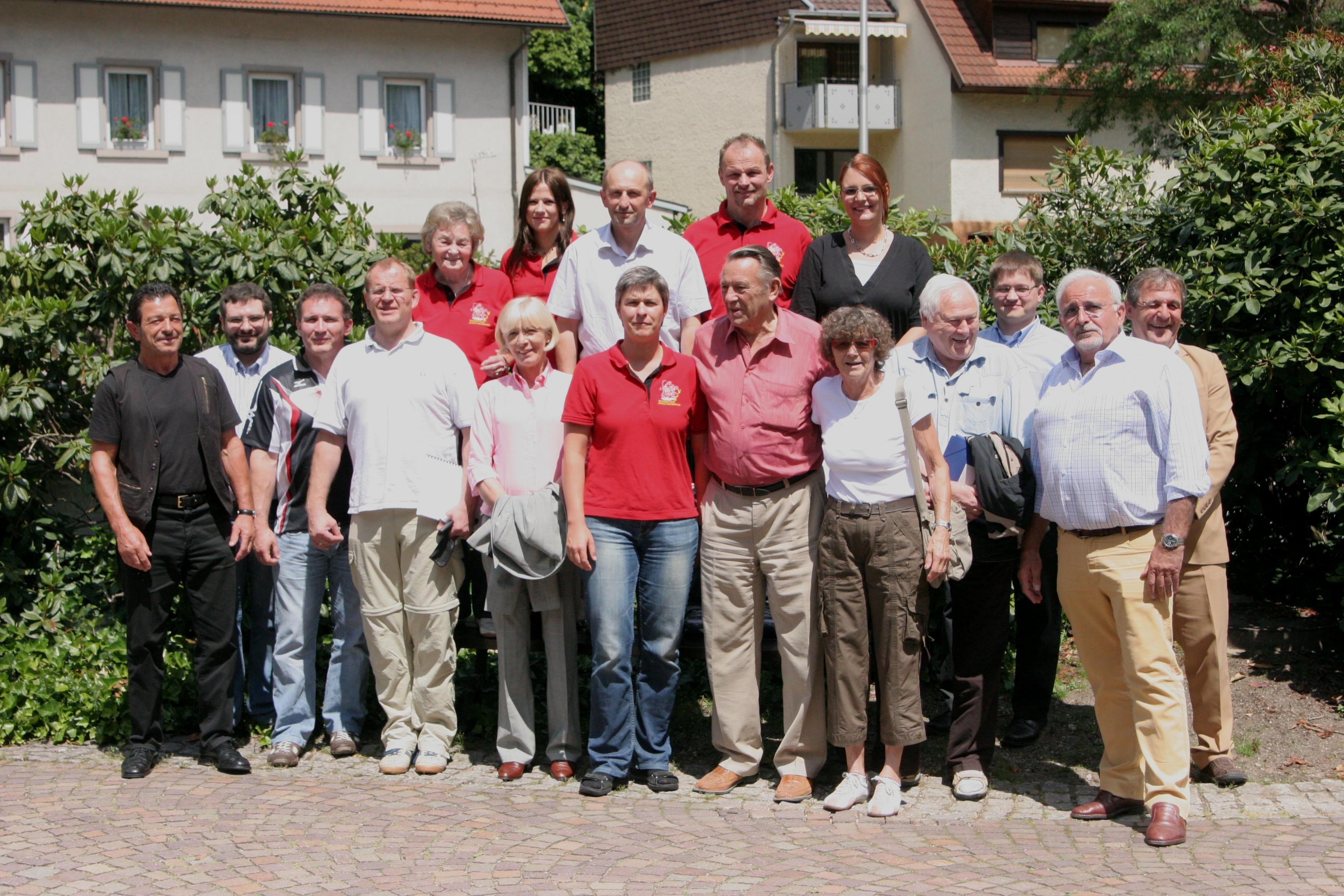 Mitgliederversammlung des BJV
