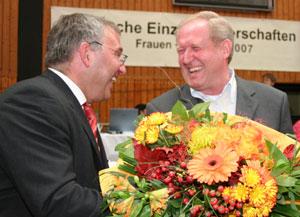 DJB Ehrung für Joachim Fels aus Tauberbischofsheim