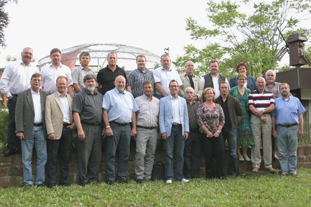 DJB Präsidententagung in Karlsruhe