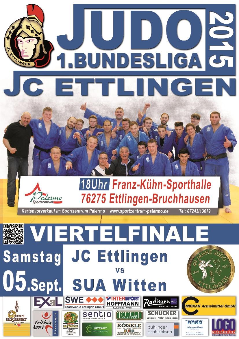 Judo Bundesliga  (Ettlingen)