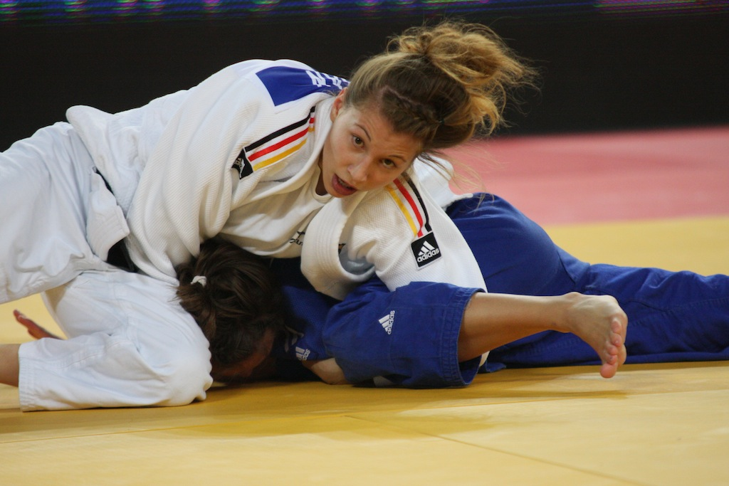 Deutsche Meisterschaften in Bonn mit Sappho Coban