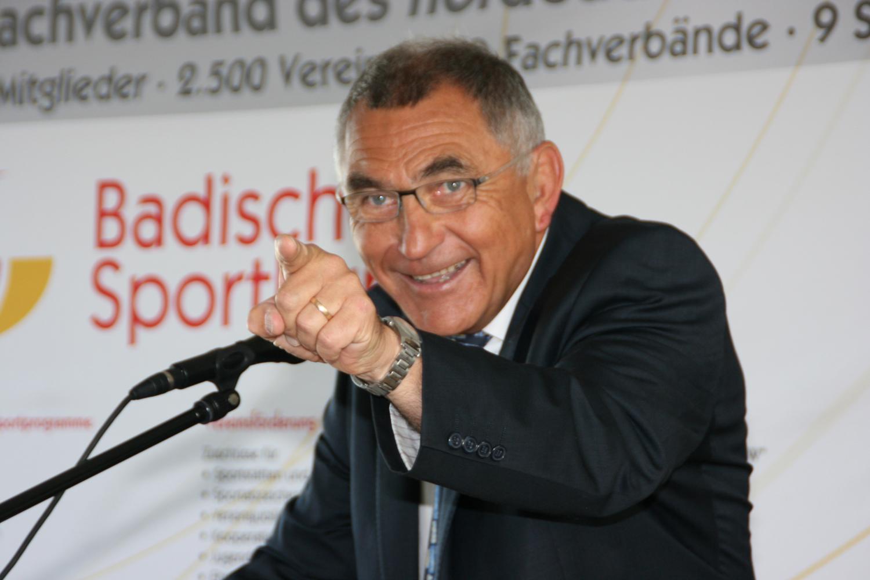 Heinz Janalik feiert seinen 75. Geburtstag