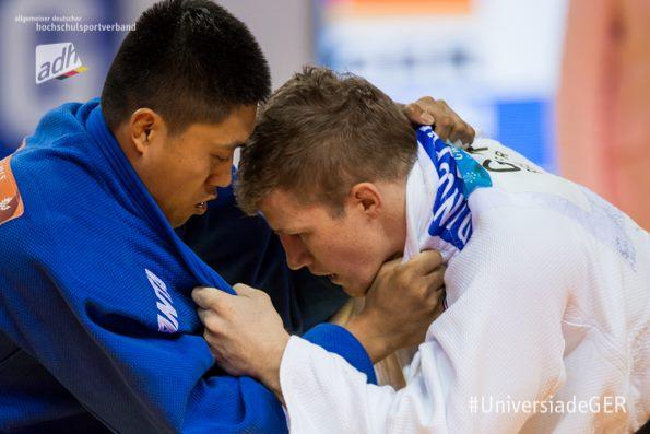 60 Jahre Judo in BW mit Dino Pfeiffer