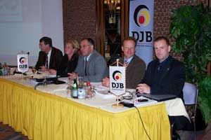 DJB Mitgliederversammlung