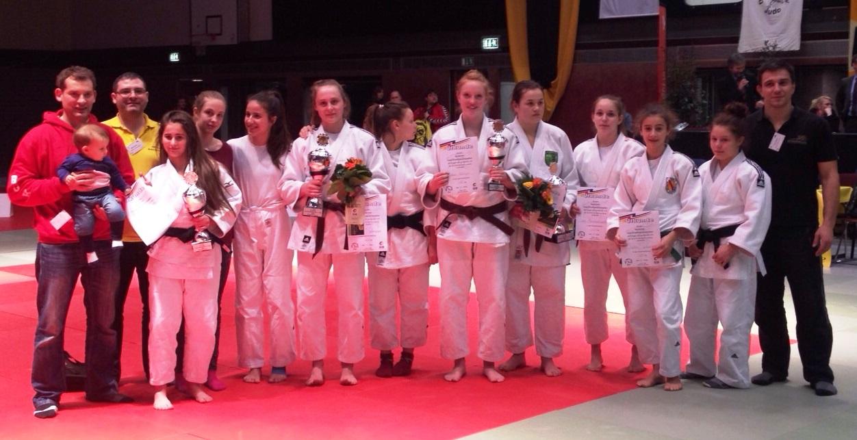 Deutsche Meisterschaften u18 (Herne)
