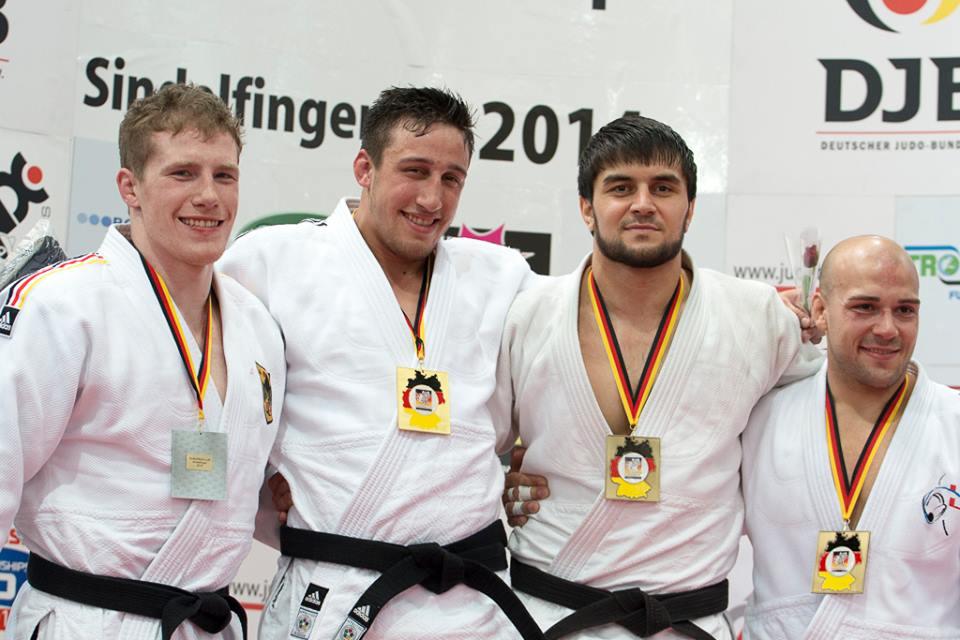 Zwei Silbermedaillen beim European Cup in Sindelfingen