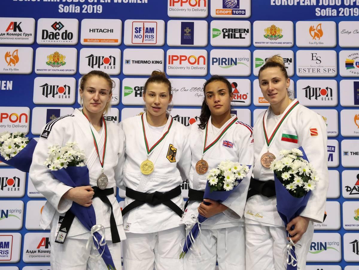 European Cup Frauen (Sophia/Bulgarien)