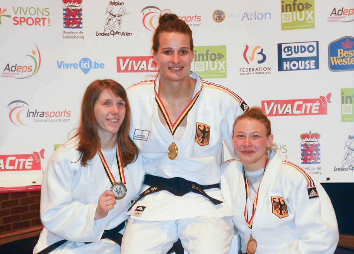 Silber für Verena Thumm beim Belgian Ladies Open