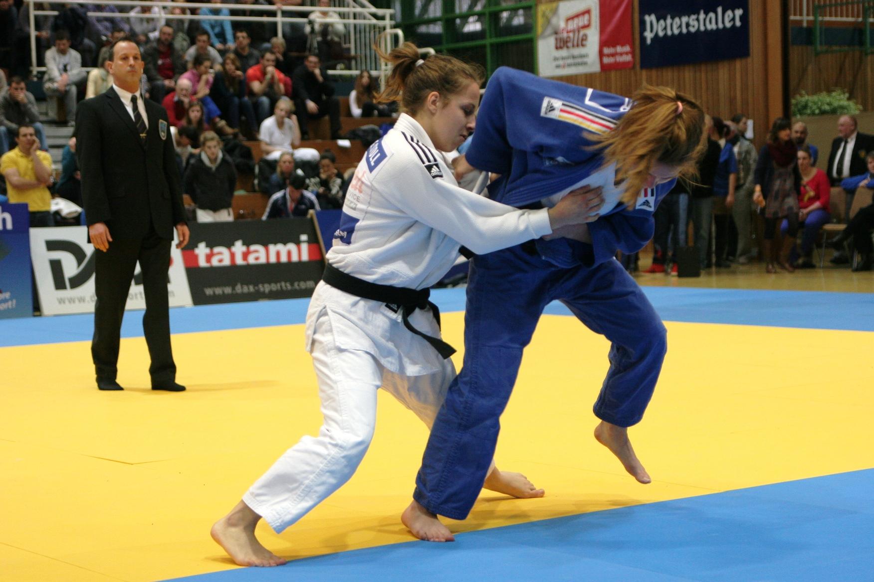 Deutsche Meisterschaften in Bonn mit Selina Dietzer
