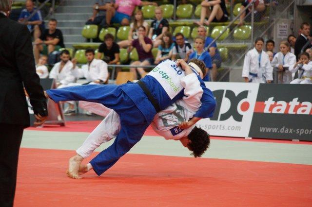 Judosport auf Spitzenniveau