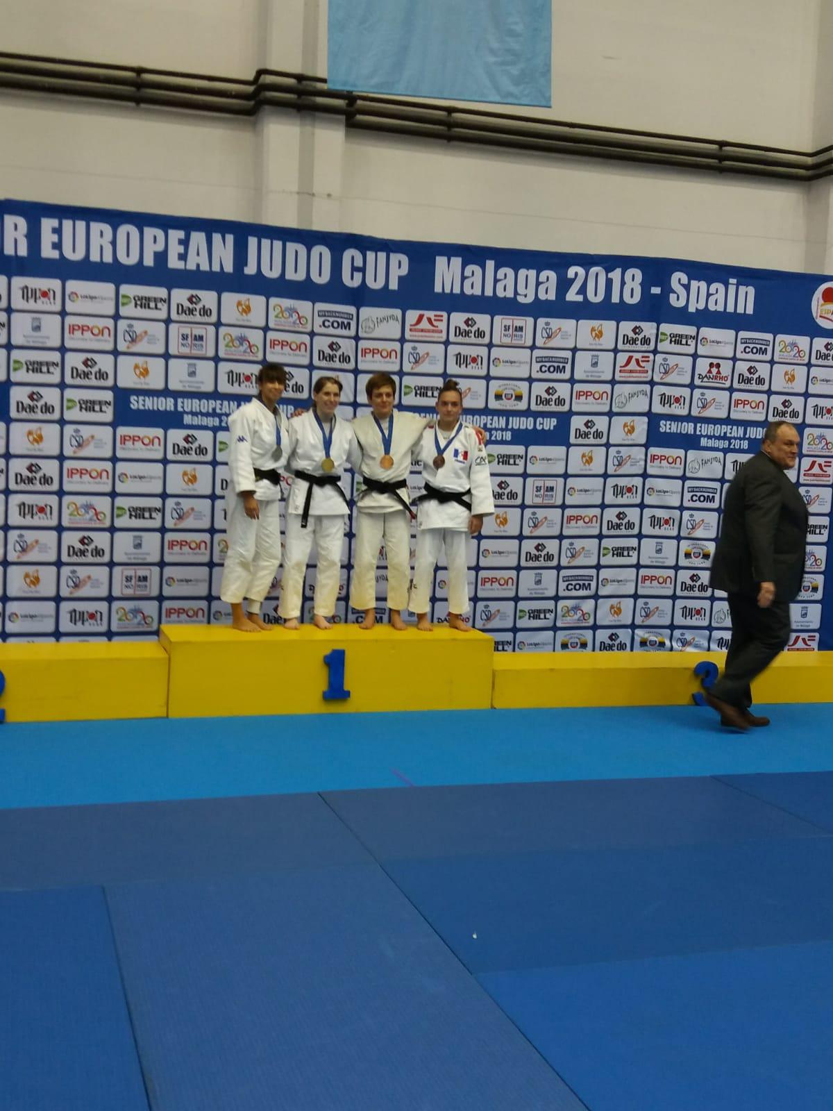 European Cup Seniors (Malaga  ESP)