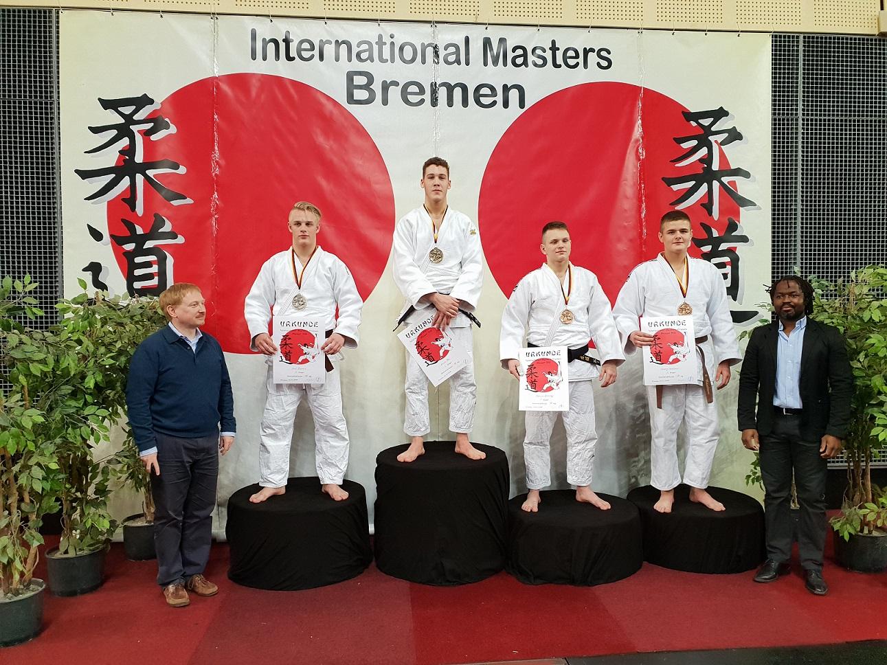 Louis Mai gewinnt Bremen Masters