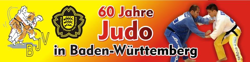 60 Jahre Judo in Baden-Württemberg
