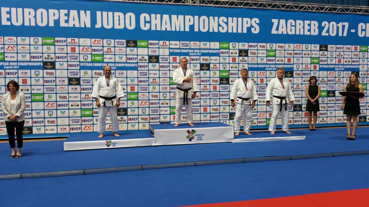 Europameisterschaften ü30 (Zagreb)